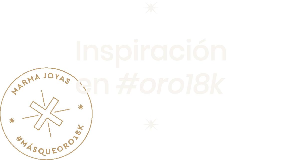 Stamp Marma Inspiración en #Oro18K