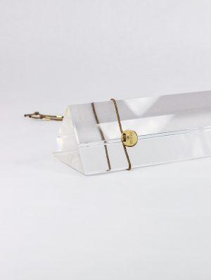 Pulsera de Oro 18k y diamentes