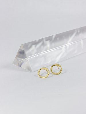 Pendientes de Oro 18k Dalí