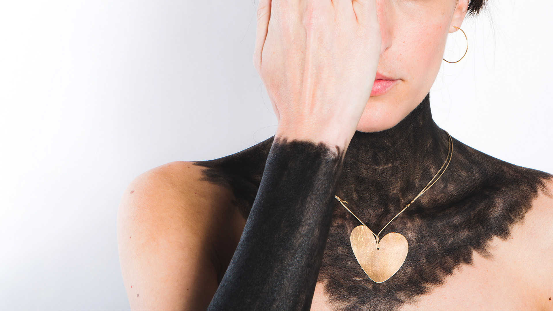 Colgante Corazón de Oro 18k